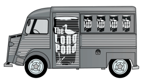 Long Pond Delivery Van