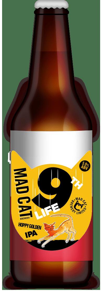 9th Life Bottle