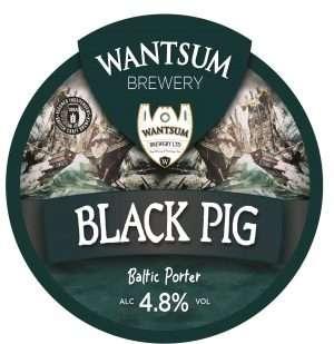 Black Pig Porter